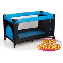 Cestovní postýlka a ohrádka pro děti BASIC BABY MAXI