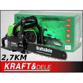 Motorová pila Benzínová Kraft&Dele 2,7 HP