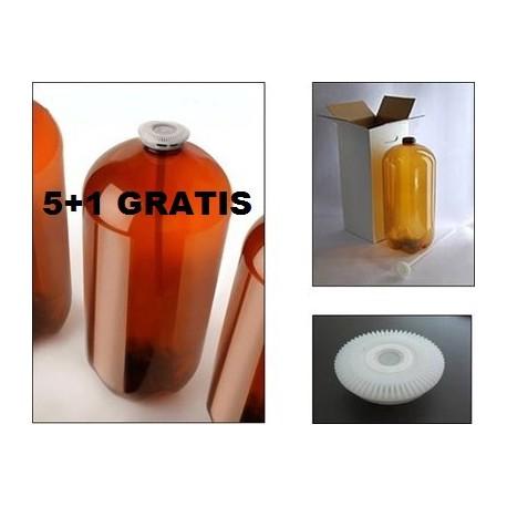 Demižon, nakládací nádoba 30L 5+1 GRATIS