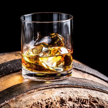 Recept a složky na Whisky Bourbon 100L